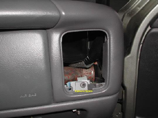 Chevrolet - Accèder au boitier ONSTAR - Forum 4x4 ...